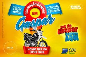 Conheça os vencedores da campanha 'Compre Em Gaspar'